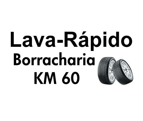 Lava-Rápido/Borracharia KM 60