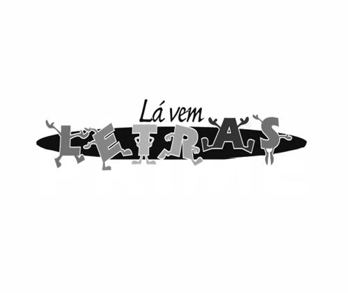 Lá Vem Letras