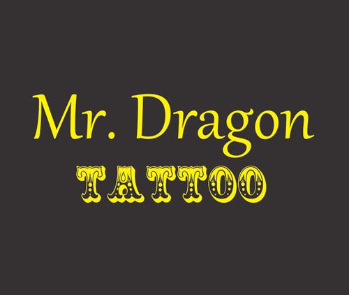 Mr. Dragon Tattoo