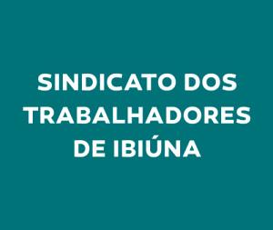 Sindicato dos Trabalhadores e Empregados Rurais de Ibiúna