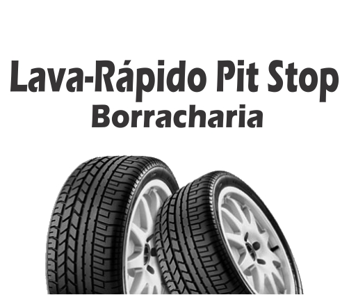 Lava-Rápido Pit Stop – Borracharia